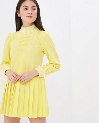 Платье - желтое Cauris
