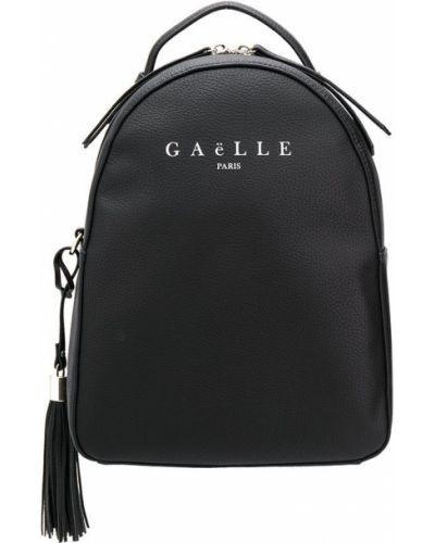 Сумка на молнии - черная Gaelle Bonheur