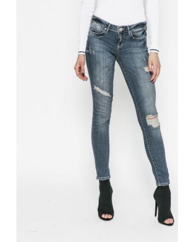 Джинсы-скинни с низкой посадкой Guess Jeans