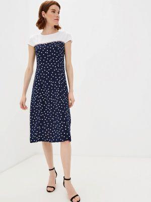 Повседневное синее платье Profito Avantage