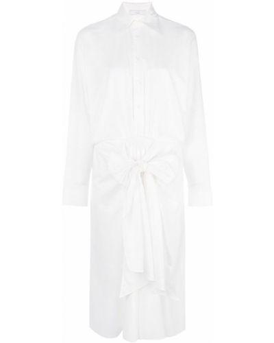 Плиссированное классическое платье Tome