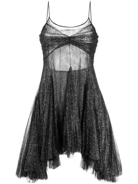 Платье на бретелях с вырезом Philosophy Di Lorenzo Serafini