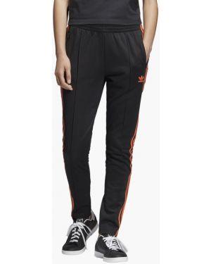 Спортивные брюки со штрипками с лампасами Adidas Originals