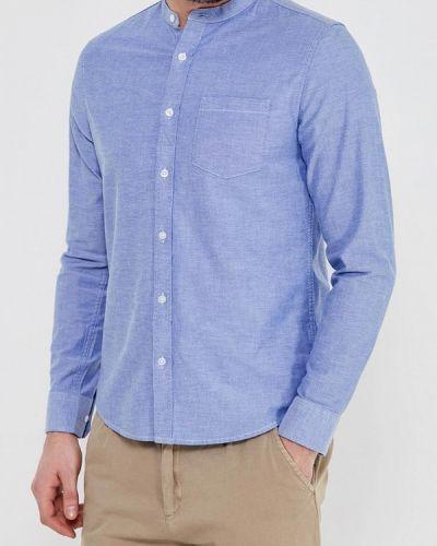 Синяя рубашка Burton Menswear London