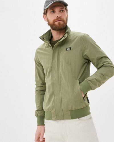 Облегченная зеленая куртка Scotch&soda