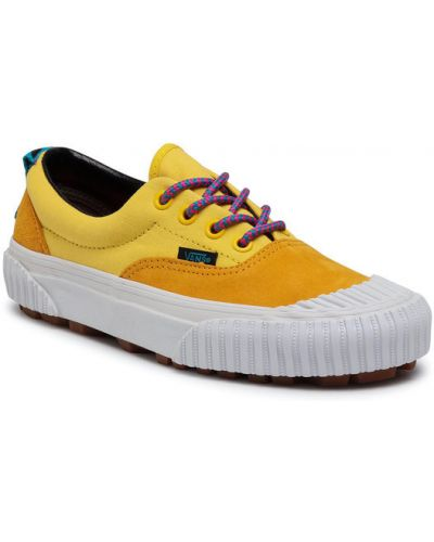 Żółty trampki Vans