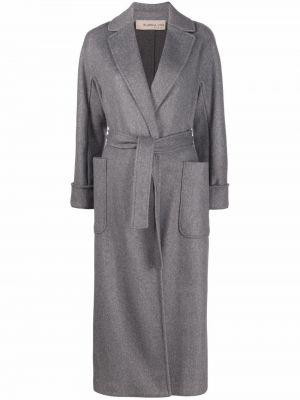 Długi płaszcz Blanca Vita