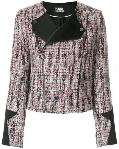 Укороченная куртка Karl Lagerfeld