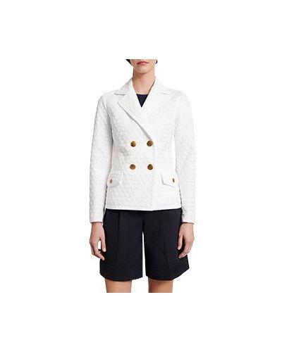 Пиджак из полиэстера - белый Luisa Spagnoli