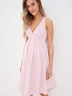 Ночнушка - розовая Hunny Mammy