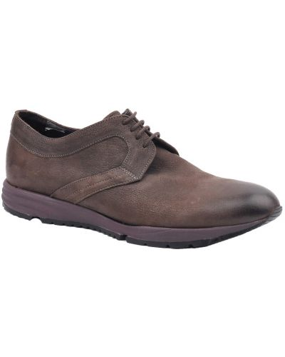 Коричневые туфли Armani Collezioni