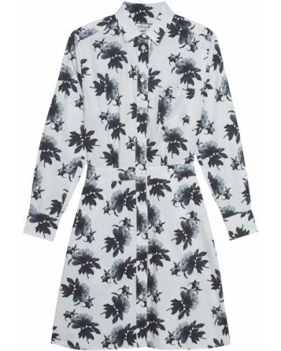 Коктейльное платье с цветочным принтом Paul & Joe