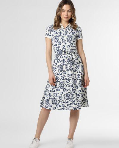Niebieska sukienka Polo Ralph Lauren