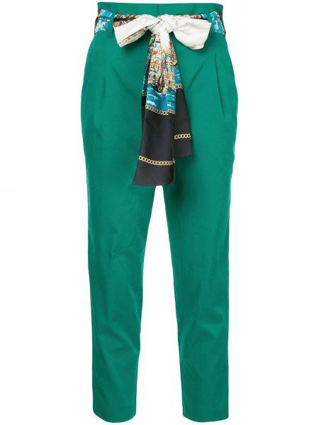 Укороченные брюки с поясом Guild Prime