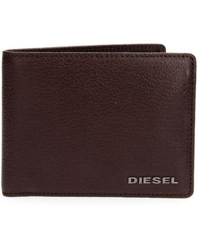 Brązowy portfel Diesel