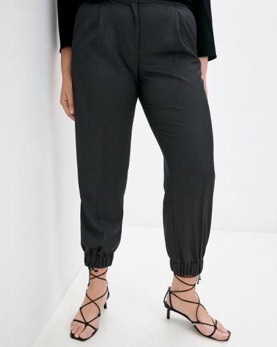 Серые итальянские брюки Elena Miro