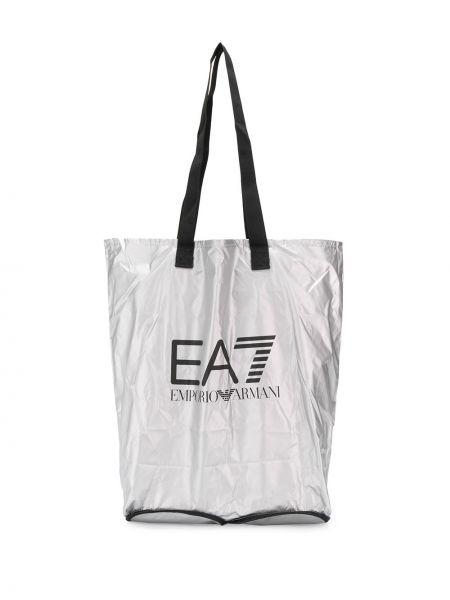Сумка шоппер круглая с ручками Ea7 Emporio Armani