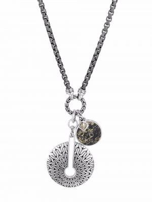 Naszyjnik łańcuch srebrny John Hardy