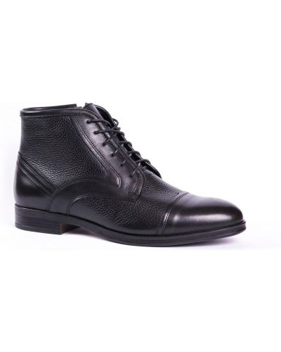 Ботинки - черные Ikos