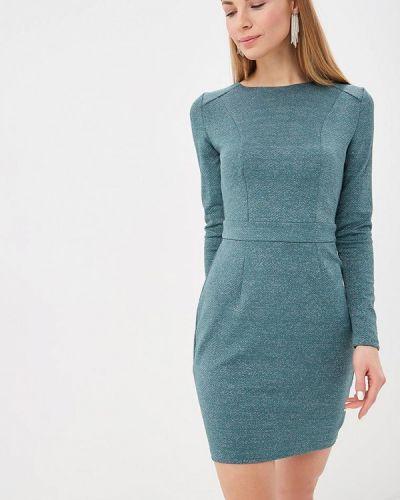 Платье весеннее зеленый Love Republic