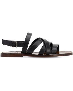 Кожаные сандалии Silvano Sassetti