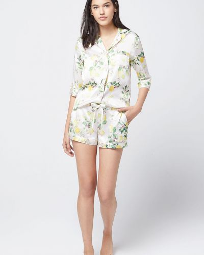 Пижама с рубашкой с карманами Etam