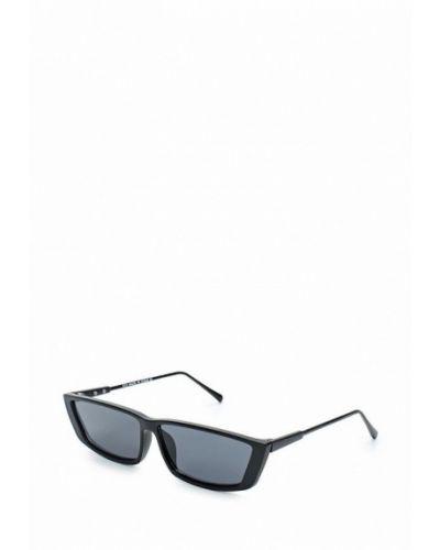 Черные солнцезащитные очки Topshop