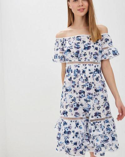 Платье - белое L1ft