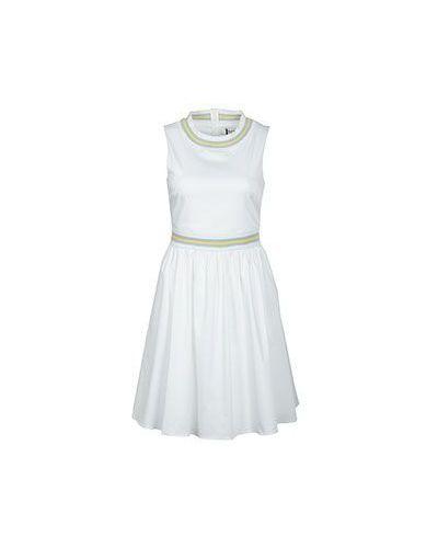Пляжное платье с поясом Blugirl