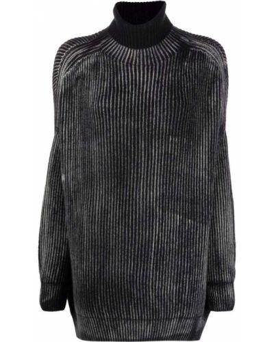 Шерстяной джемпер - черный Avant Toi
