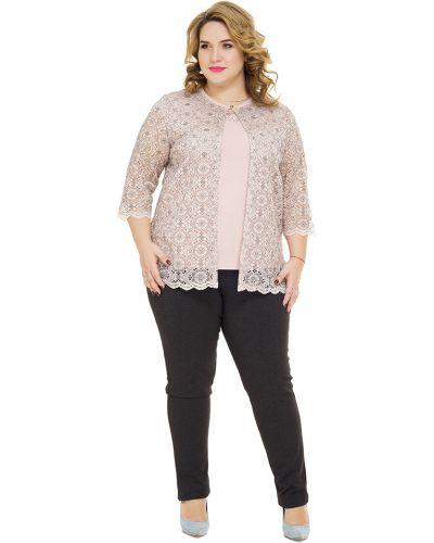 Блузка с люрексом бархатная Lacywear
