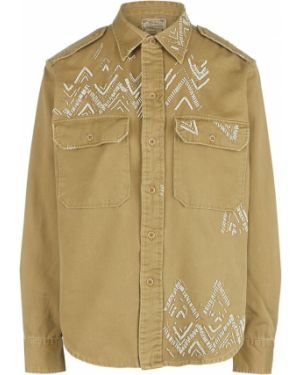 Рубашка с бисером Polo Ralph Lauren