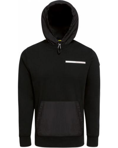 Czarna bluza z długimi rękawami Moose Knuckles