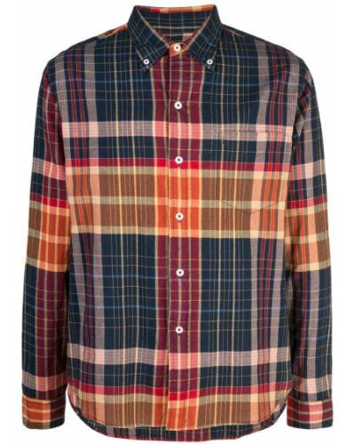 Рубашка с длинным рукавом с принтом с карманами Best Made Co