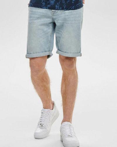 Джинсовые шорты голубой Only & Sons