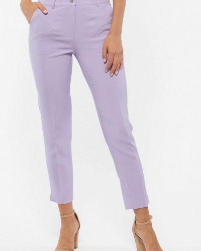 Классические брюки фиолетовые Vladi Collection