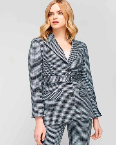Серый пиджак для офиса Must Have
