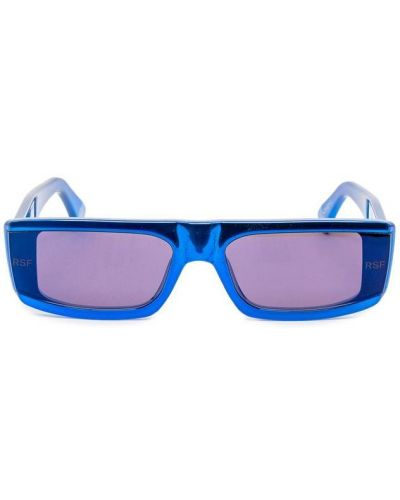 Niebieskie okulary Retrosuperfuture