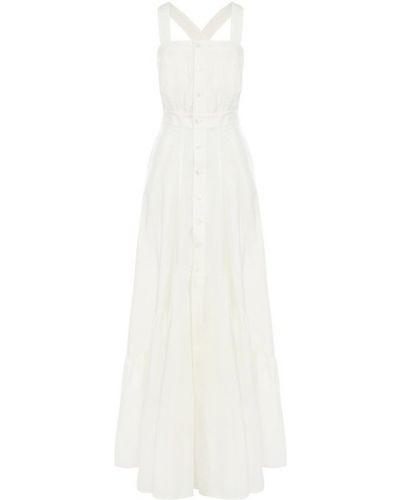 Платье приталенное хлопковое Ralph Lauren