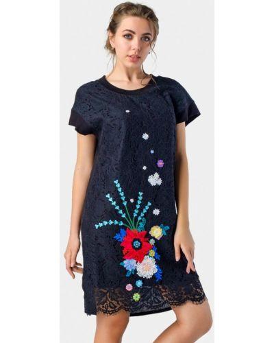Платье мини весеннее O&j