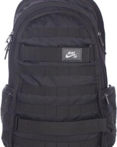 Рюкзак спортивный черный для ноутбука Nike