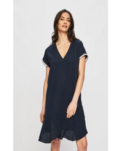 Джинсовое платье мини однотонное Pepe Jeans