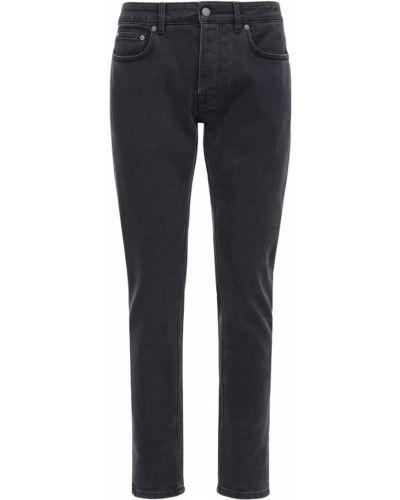 Czarne jeansy vintage Htc Los Angeles