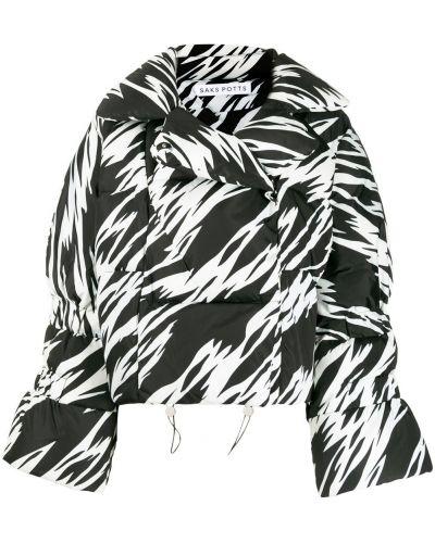 Черная куртка Saks Potts