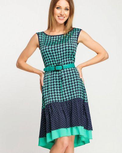 Повседневное платье зеленый Giulia Rossi
