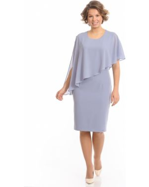 Шифоновое вечернее платье Merlis