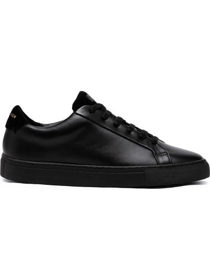 Кроссовки на шнуровке - черные Kurt Geiger London