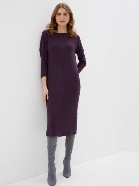 Платье - фиолетовое Mark Formelle