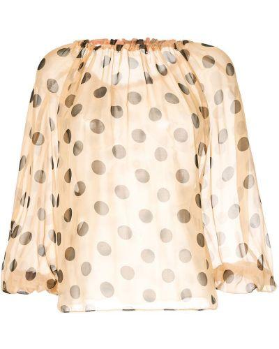 Блузка с манжетами Bianca Spender