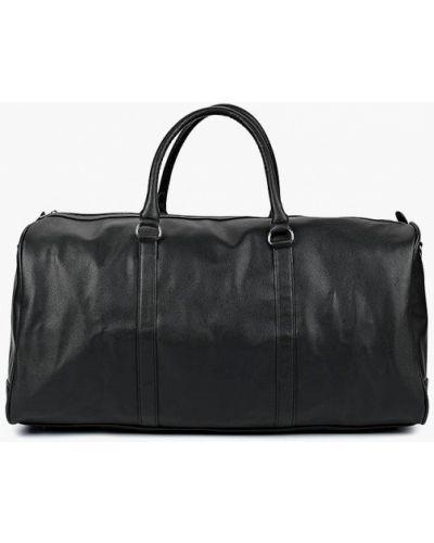 Дорожная сумка кожаная Topman